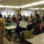 全ボランティア団体のコラボ(共同)による「初釜行事」を開催!