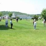 パークゴルフ大会に参加しました