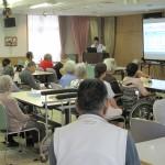 入居者様向けに『食中毒予防』の講習会を開催しました