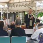 平成29年度 地蔵尊祭りを行いました。