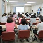 小樽育成院では施設内研修「看取りケア」を実施しました。