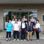 小樽育成院パークゴルフクラブ、表彰台独占!!